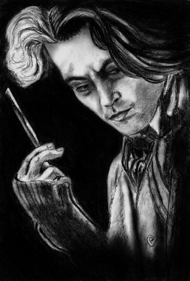 Johnny Depp by chantal084